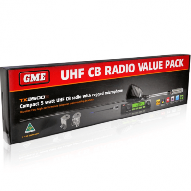 UHF RADIO VALUE PACKS