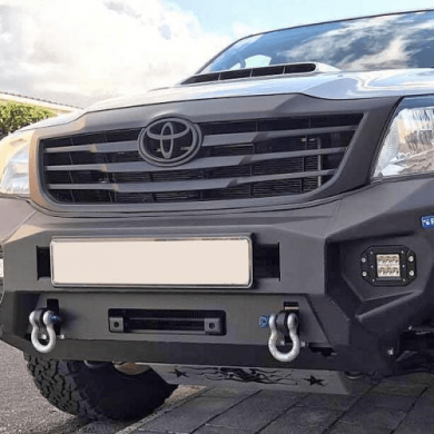 BUMPER BAR REPLACEMENTS BY RIVAL