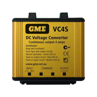 24V DC to 13.8V DC Voltage Reducers